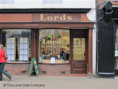 Lords Hairdressing Ringwood