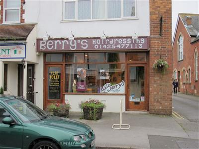 "Berry""s Hairdressing Ringwood"