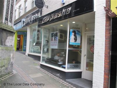 Pasha Salon Norwich
