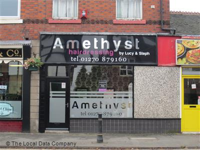 Amethyst Hairdressing Stoke-On-Trent