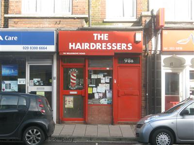 The Hairdressers Welling