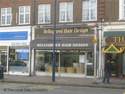 Bellegrove Hair Design Welling
