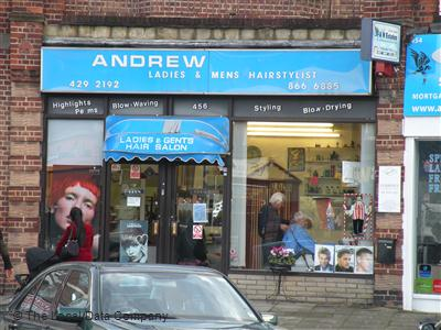 Andrew Hairdressers Harrow