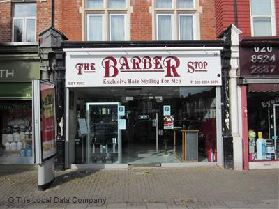 The Barber Stop London