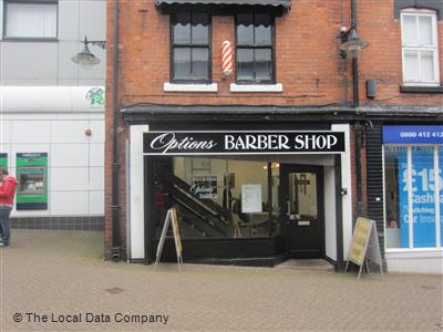 Options Barber Shop Halesowen