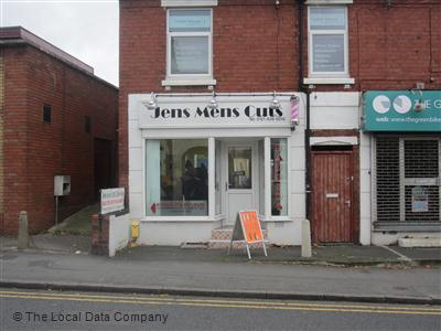 Jens Mens Cuts Halesowen