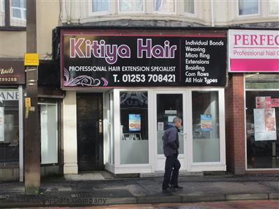 Kitiya Hair Blackpool