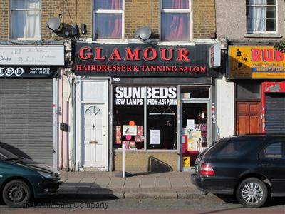 Glamour Hairdresser, Nails & Tanning Salon London