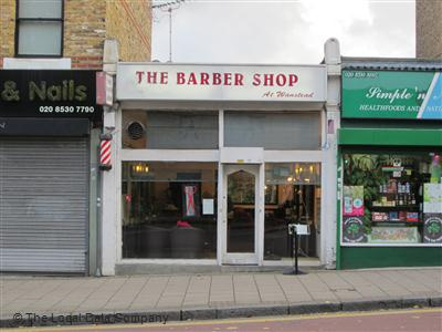 The Barber Shop London