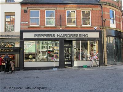 Hairdressers Nottingham City Centre