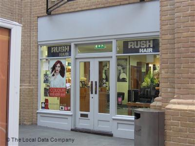 Rush London Canterbury