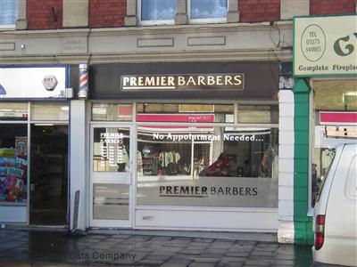 Premier Barbers Clevedon