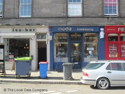 Moda Hairdressing Edinburgh