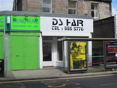 DS Hair Edinburgh