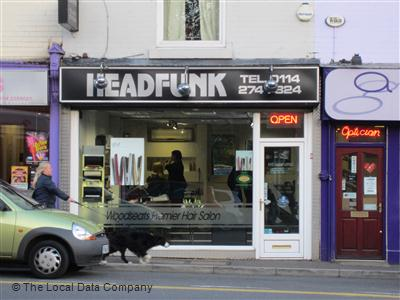 Headfunk Sheffield