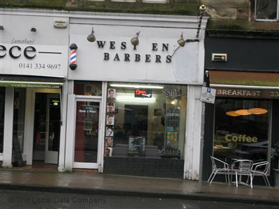West End Barbers Glasgow
