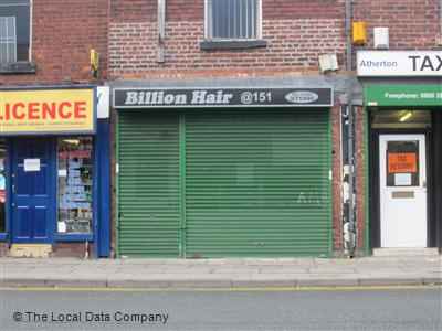 Billion Hair Manchester