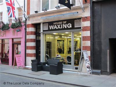 House Of Waxing London