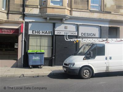 EH6 Hair Design Edinburgh
