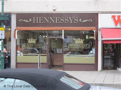 "Hennessy""s Rayleigh"