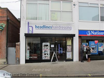 Headlines Hairdressing Rayleigh