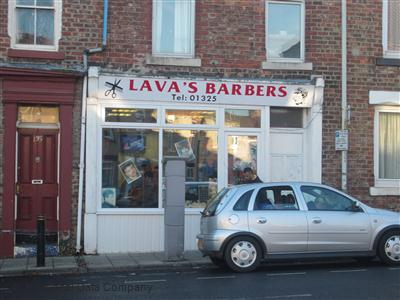 "Lava""s Barbers Darlington"