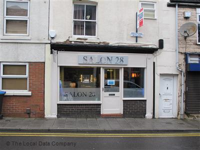 Salon  Stoke-On-Trent