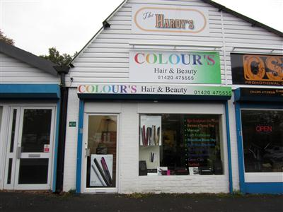 "Colour""s Hair & Beauty Bordon"