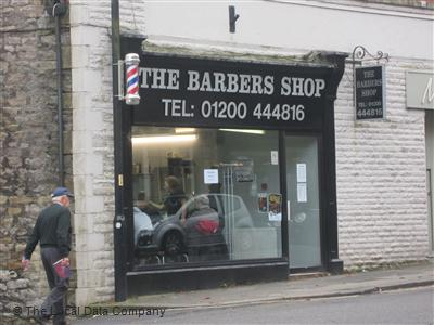 The Barbers Shop Clitheroe