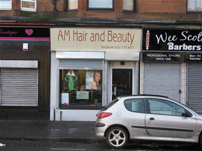 AM Hair & Beauty Glasgow