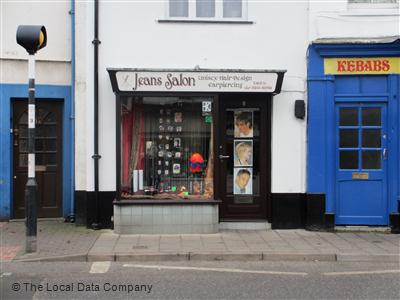 Jeans Salon Ottery St. Mary