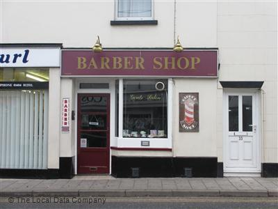 The Barber Shop Ottery St. Mary