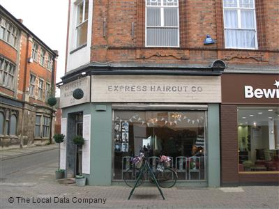 Express Haircut Co Kettering