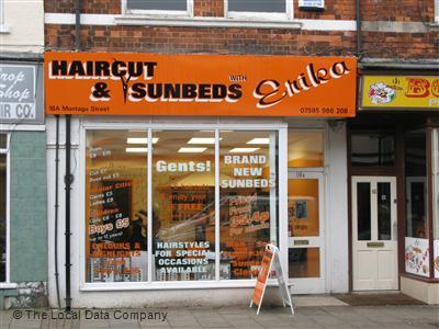 Haircuts & Sunbeds With Erika Kettering