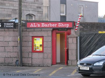 "Al""s Barber Shop Ellon"
