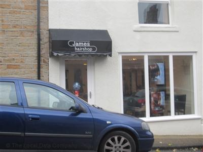 James Hairshop Accrington