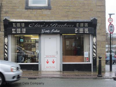 Clives Barbers Accrington