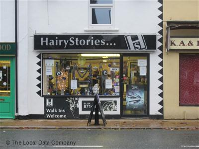 Hairy Stories Accrington