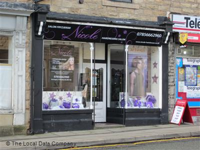 Nicole Hairdressing Salon Accrington