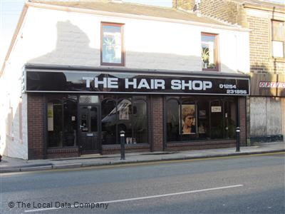The Hair Shop Accrington