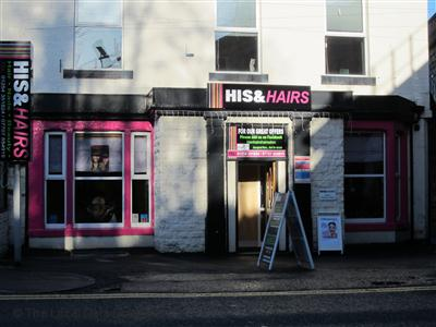 His & Hairs Accrington