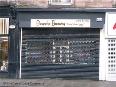 Bespoke Beauty Gourock