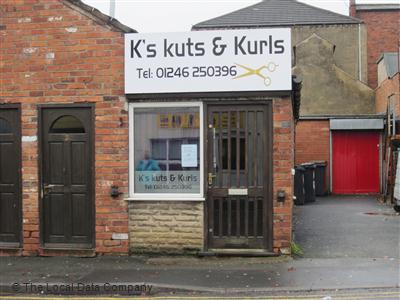 "K""s Kuts & Kurls Chesterfield"