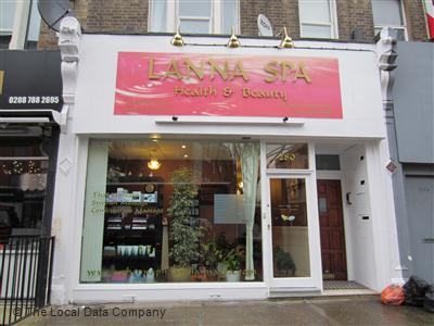 Lanna Spa London
