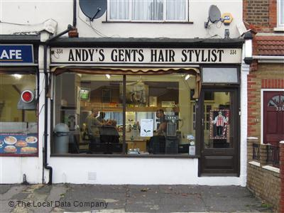 "Andy""s Gents Hairstylist Enfield"