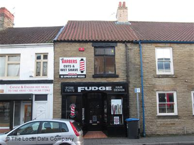 Fudge Shildon