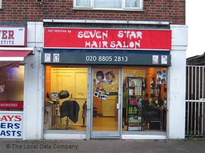 Seven Star Hair Salon Enfield