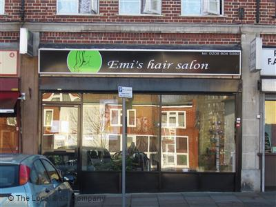 "Emi""s Hair Salon Enfield"