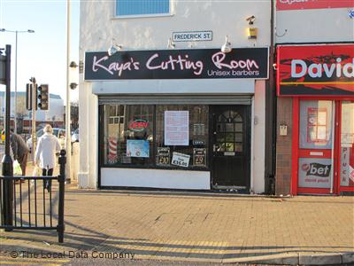 "Kaya""s Cutting Room Widnes"