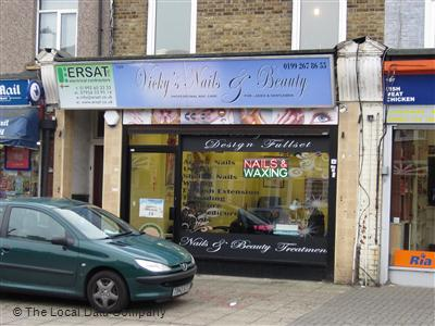 "Vicky""s Nails & Beauty Enfield"